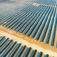 Drone Aerial Above Solar Panels - VideoHive Item for Sale