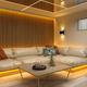 Interior modern design room 3D illustration - PhotoDune Item for Sale