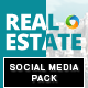 Real Estate Social Media Pack
