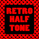 20 Vintage Halftone Repeating Grunge Adobe Illustrator Patterns