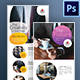 Corporate Roll Up Banner 2 in 1 - GraphicRiver Item for Sale