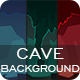 Cave Background Game - GraphicRiver Item for Sale