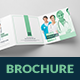 Medical Square Trifold Brochure - GraphicRiver Item for Sale