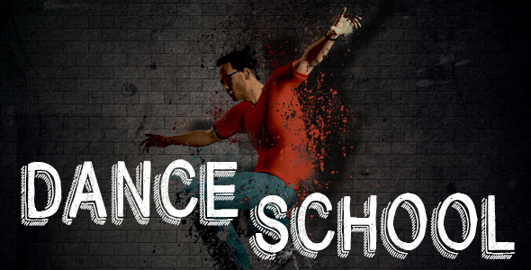 Dance School Muse Template