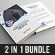 Book Cover Bundle Template