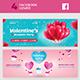 Valentine Facebook Cover