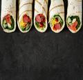 Wrap sandwiches - PhotoDune Item for Sale