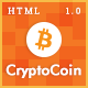 CryptoCoin - Bitcoin Crypto Currency Wallet and Mining Template