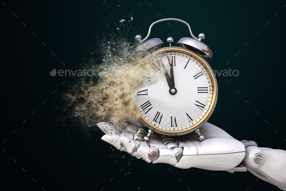 Humankind's Time - Stock Photo - Images