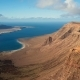 Aerial View From Mirador De Guinate Viewpoint, Lanzarote, Canary Islands - VideoHive Item for Sale