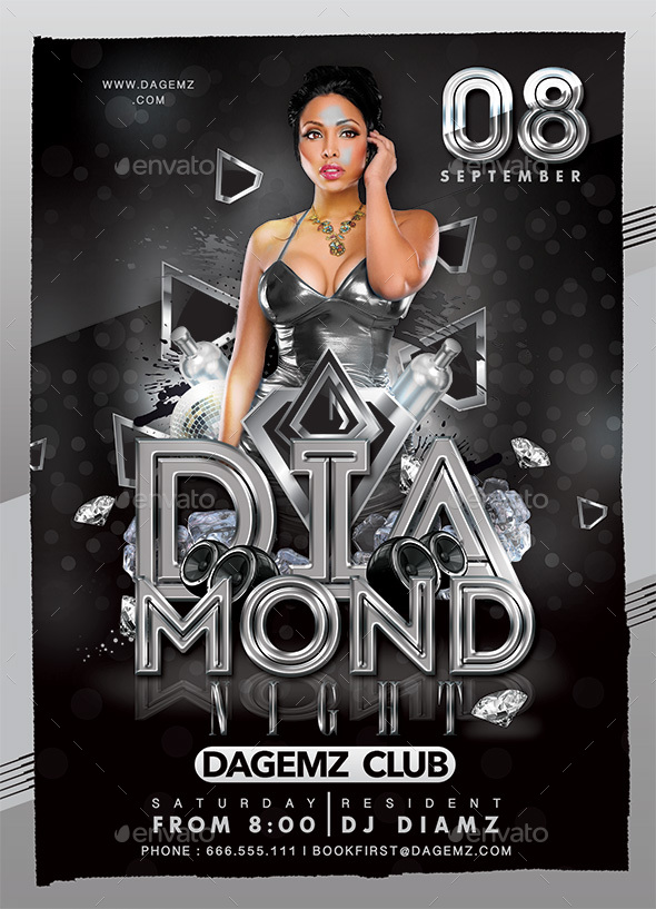 Diamond Club Party - Clubs & Parties Events