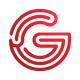 Go Stripe Logo - Letter G