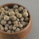 Black Pepper in a Wooden Cup - VideoHive Item for Sale