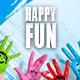 Upbeat Fun & Happy Kids