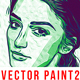 Vector Paint 2 Photoshop Action