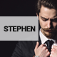 Steven Minimal Portfolio Template - ThemeForest Item for Sale