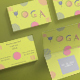 Yoga Business Card - GraphicRiver Item for Sale