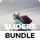 Multipurpose Sliders Bundle -9 Design - GraphicRiver Item for Sale