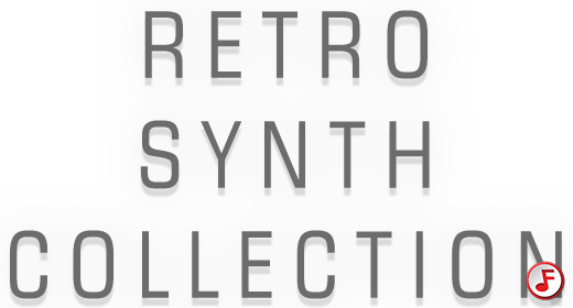 Retro Synth Collection