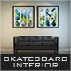 Skateboard Interior