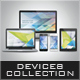 Devices Сollection Mock-Up - GraphicRiver Item for Sale