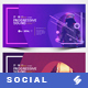 Electronic Music Party vol.37 - Facebook Post Banner Templates - GraphicRiver Item for Sale