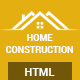 Home Construction – Construction Business HTML Template - ThemeForest Item for Sale