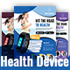 Health Device Flyer