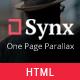 Synx - Creative Multi-purpose HTML5 Template