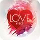 Love Vibes Flyer - GraphicRiver Item for Sale