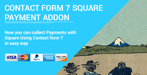 Contact Form 7 Square Payment Addon - CodeCanyon Item for Sale
