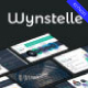 Wynstell  Keynote Template - GraphicRiver Item for Sale