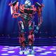 3D Robot Transformer Moonwalk - VideoHive Item for Sale
