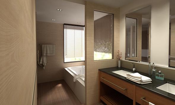 Bathroom 06 - 3DOcean Item for Sale