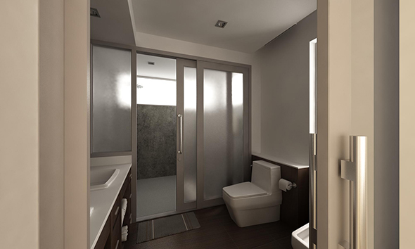Bathroom 08 - 3DOcean Item for Sale