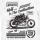 American Pioneer Motorcycle T-Shirt - GraphicRiver Item for Sale