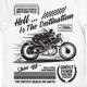 American Pioneer Motorcycle T-Shirt