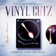 Vinyl Cutz Mixtape Cover Template