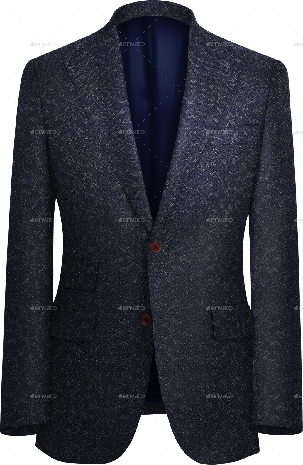Jacket Mockup By Tojographics Graphicriver