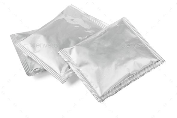 Sealed Aluminum Sachets