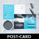 Post Card Design - GraphicRiver Item for Sale