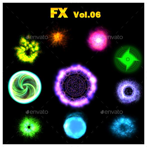 FX Vol.11 - Sprites Game Assets