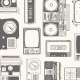50 Vintage Gadgets - GraphicRiver Item for Sale