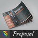 Simple Landscape Proposal Templates - GraphicRiver Item for Sale