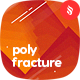 Abstract Polygonal Fracture Backgrounds - GraphicRiver Item for Sale