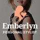 Emberlyn | Personal Stylist WordPress Theme - ThemeForest Item for Sale