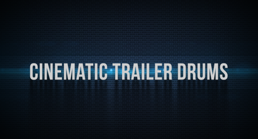 Cinematic Trailer Drums