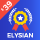 Elysian - WordPress School Theme + LMS - ThemeForest Item for Sale
