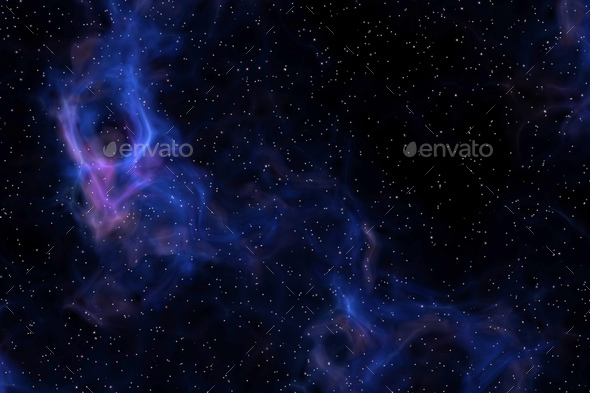 stars in the deep space - Stock Photo - Images
