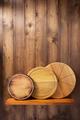 pizza cutting board at shelf - PhotoDune Item for Sale